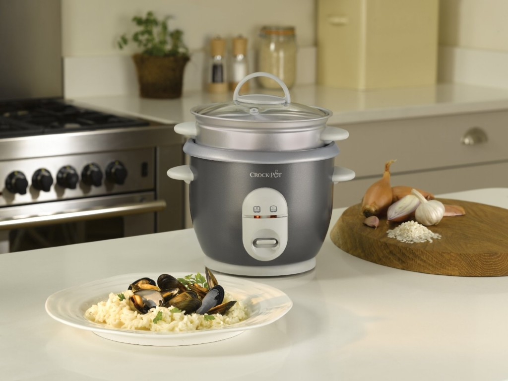 Crock-Pot 0.6L Rice Cooker