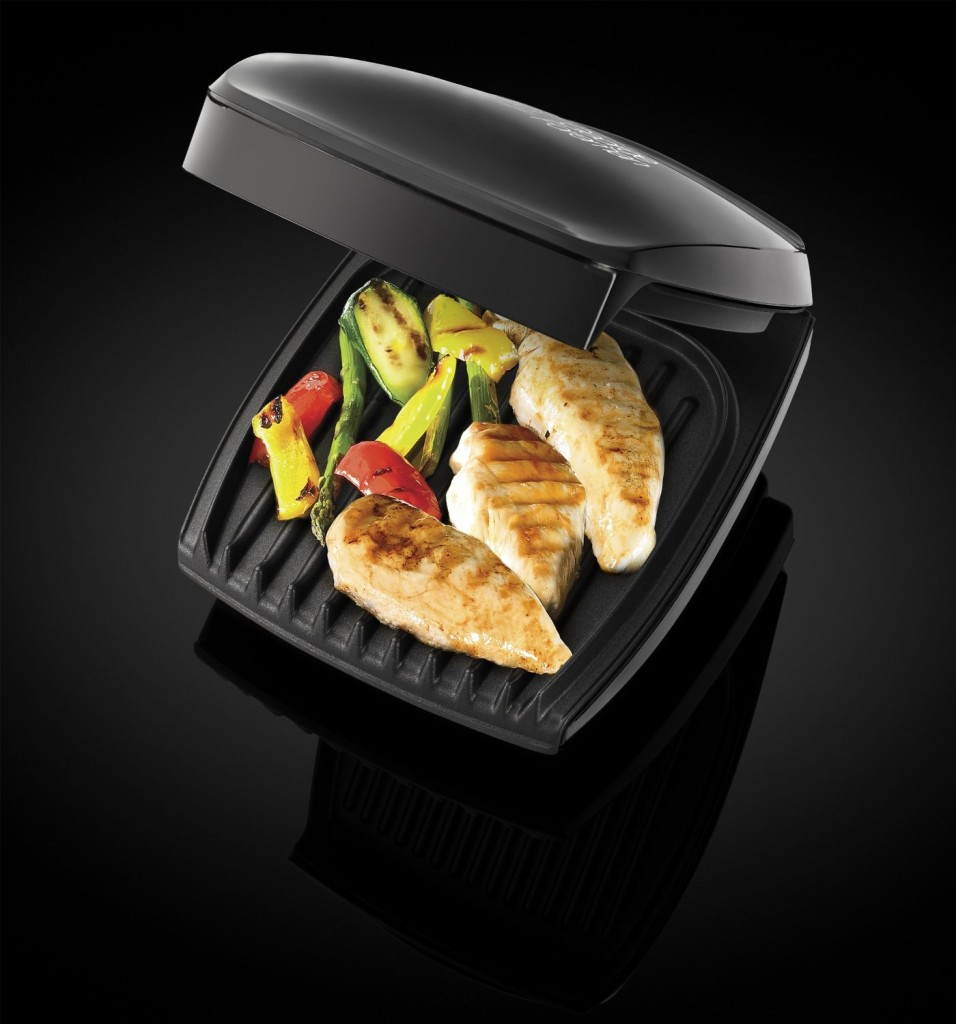 George Foreman 18471 Four Portion Family Grill