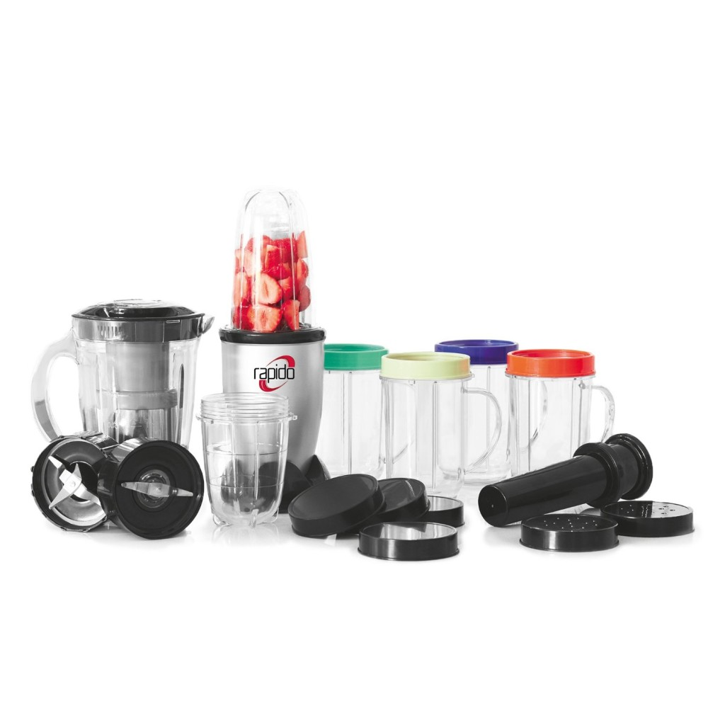 JML Rapido 8-in-1 Blender and Juicer