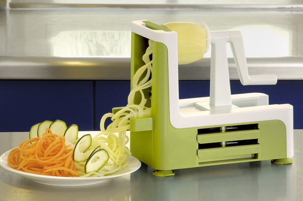 Lurch 10306 Vegetable Spiralizer