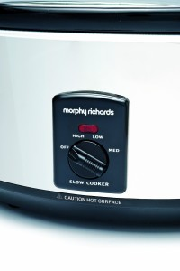 Morphy Richards 48715 Oval Slow Cooker