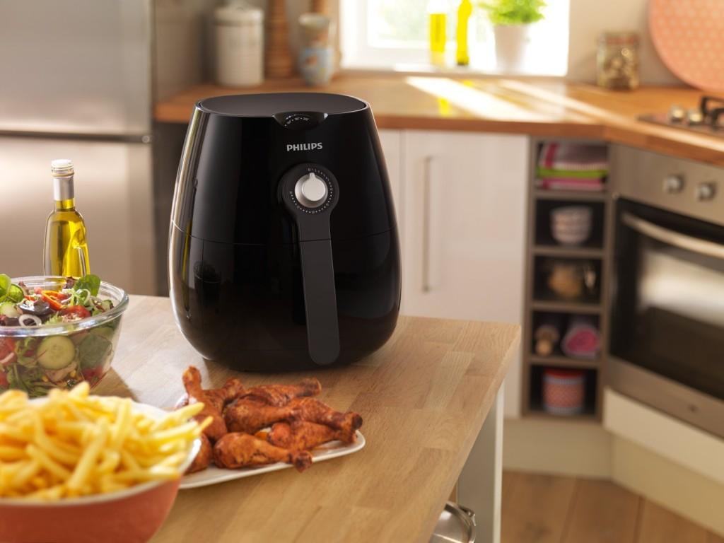 Philips HD9220/20 Airfryer Oil Free Fryer