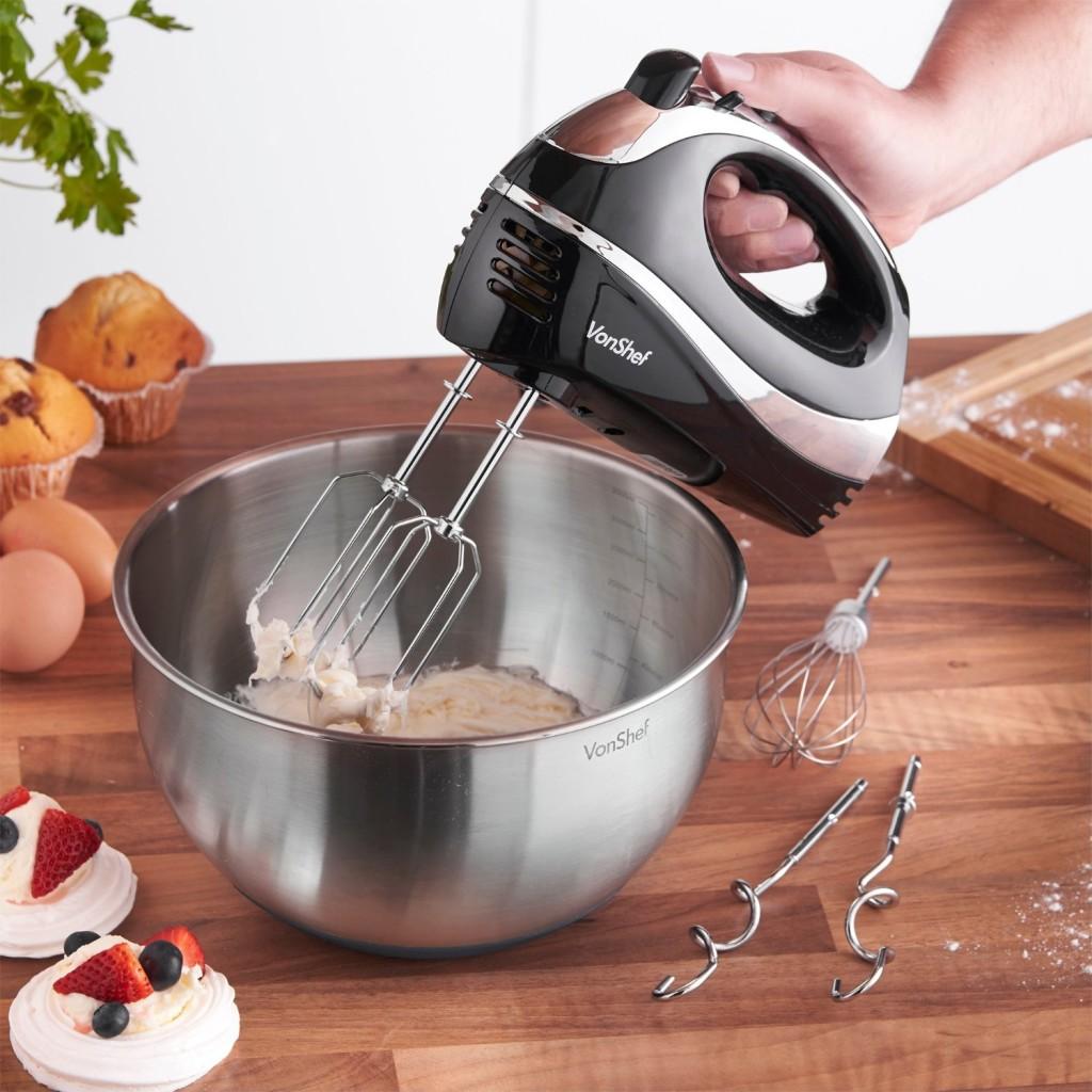 VonShef Professional 300W Hand Mixer