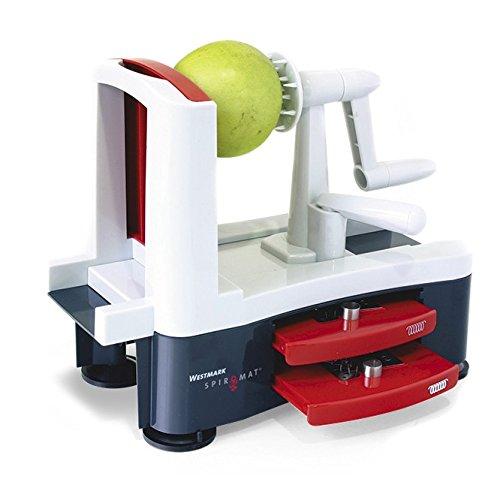 Westmark Spiromat 11332260 Vegetable Spiralizer