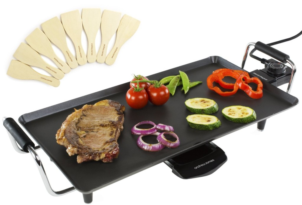 Andrew James Electric Teppanyaki Grill