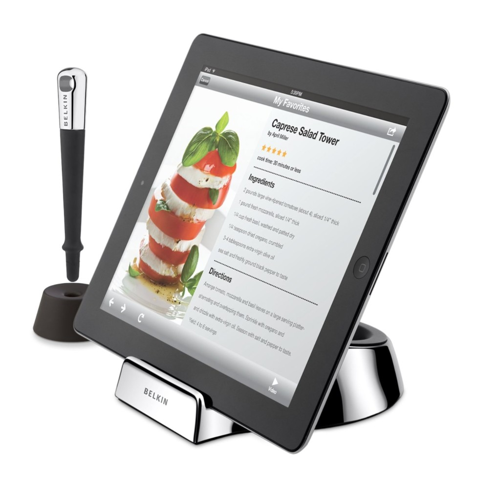 Belkin Kitchen Stand and Wand 2