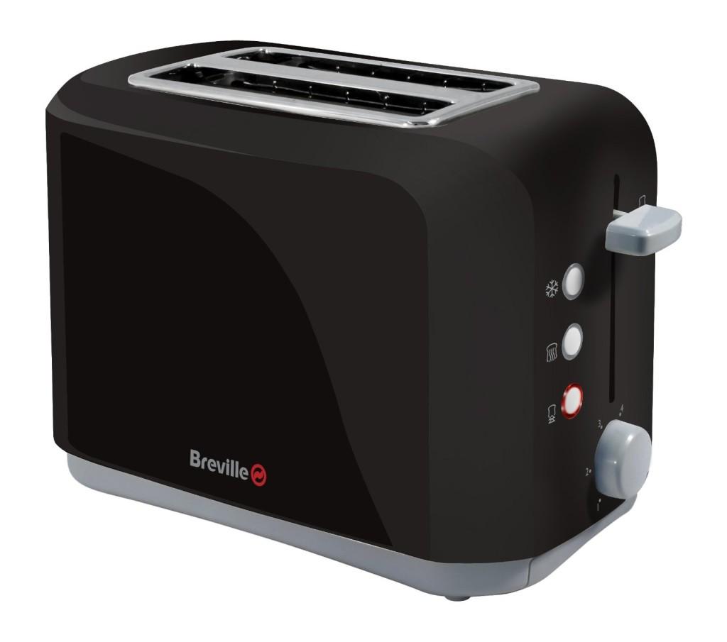Breville VTT232 Black 2 Slice Toaster