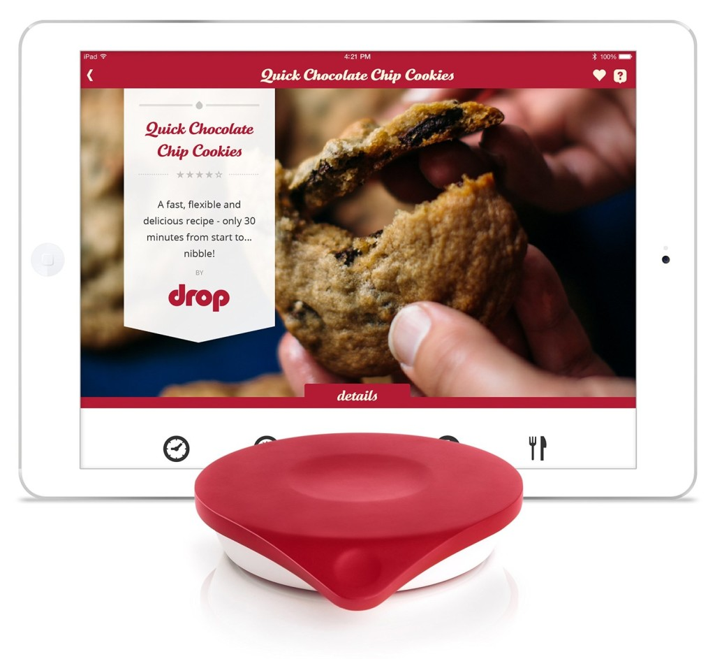 Drop Connected Kitchen Scale