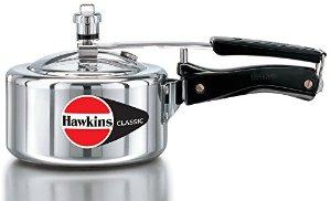 Hawkins Aluminum Pressure Cooker 1.5-Liter