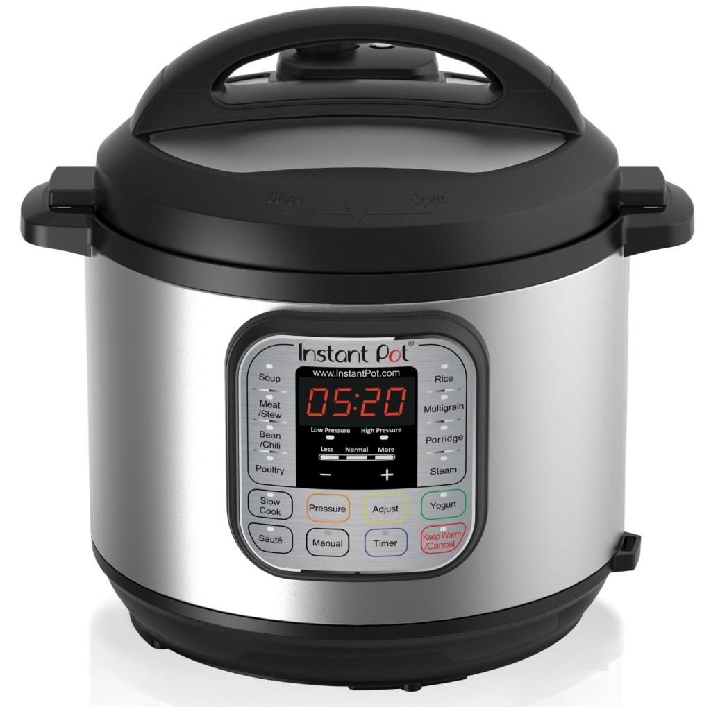 Instant Pot IP-DUO60 Programmable Pressure Cooker