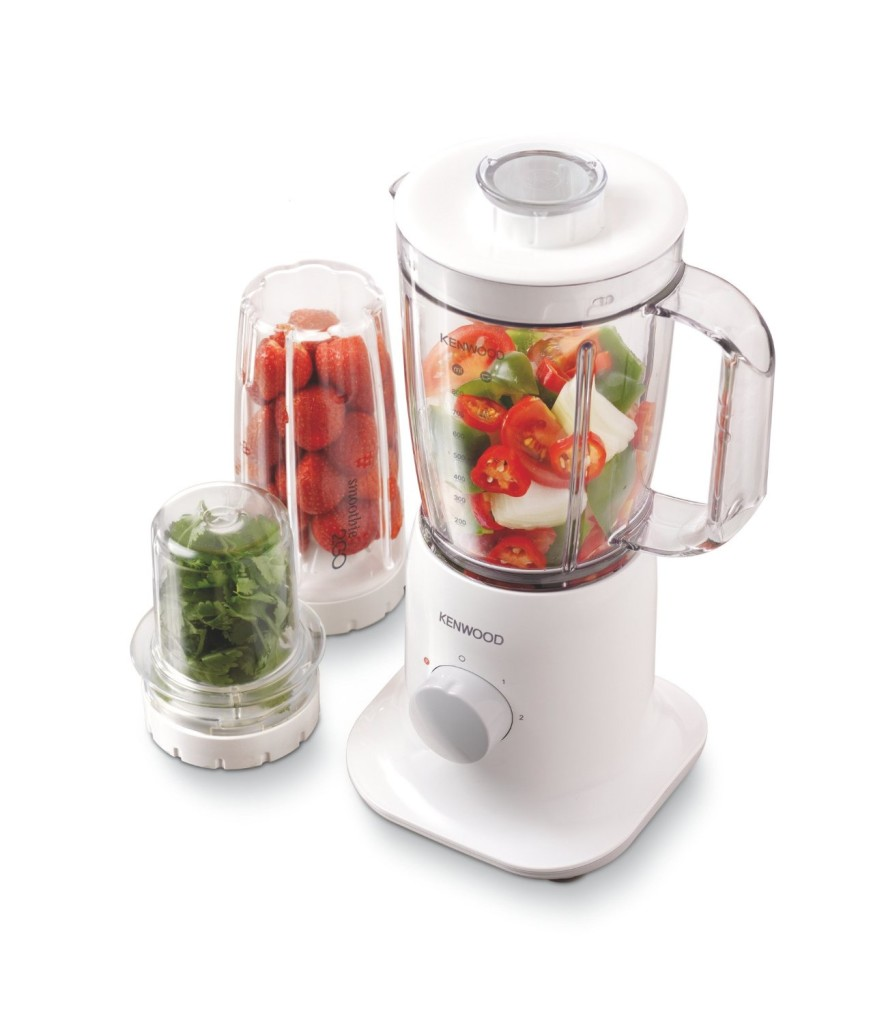 Kenwood 3-in-1 Blender with Smoothie to Go