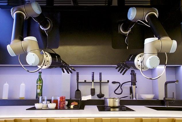 Moley Robotics Robo Chef
