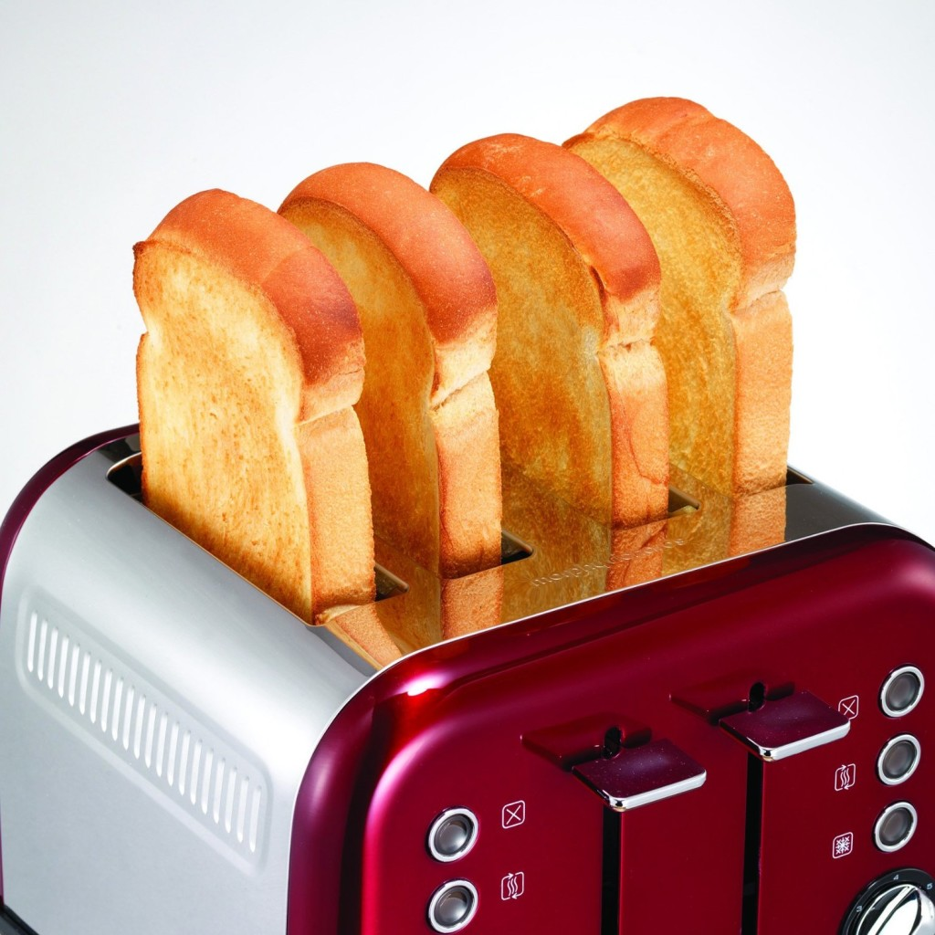 Morphy Richards 242004 Accents Toaster 1