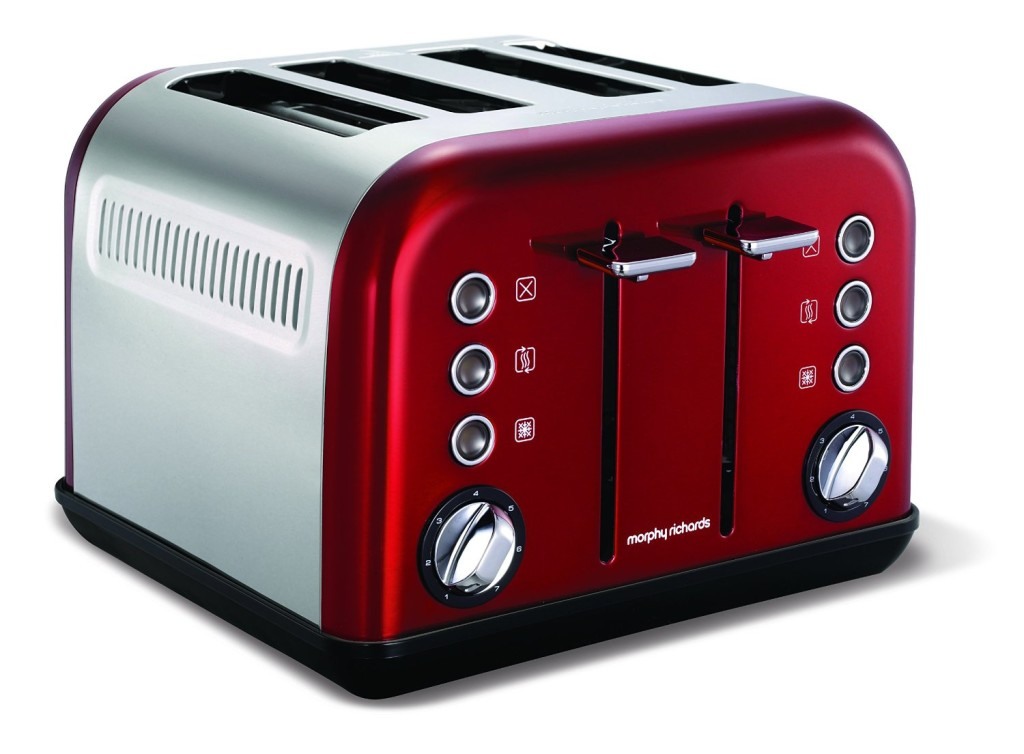 Morphy Richards 242004 Accents Toaster