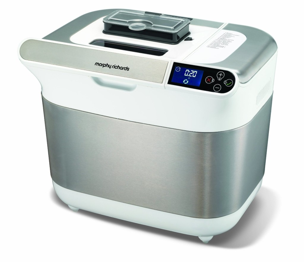 Morphy Richards 48324 Premium Plus Breadmaker