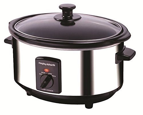 Morphy Richards 48710 Oval Slow Cooker