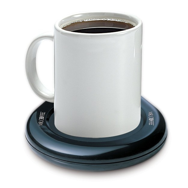 Mr. Coffee MWBLK Mug Warmer