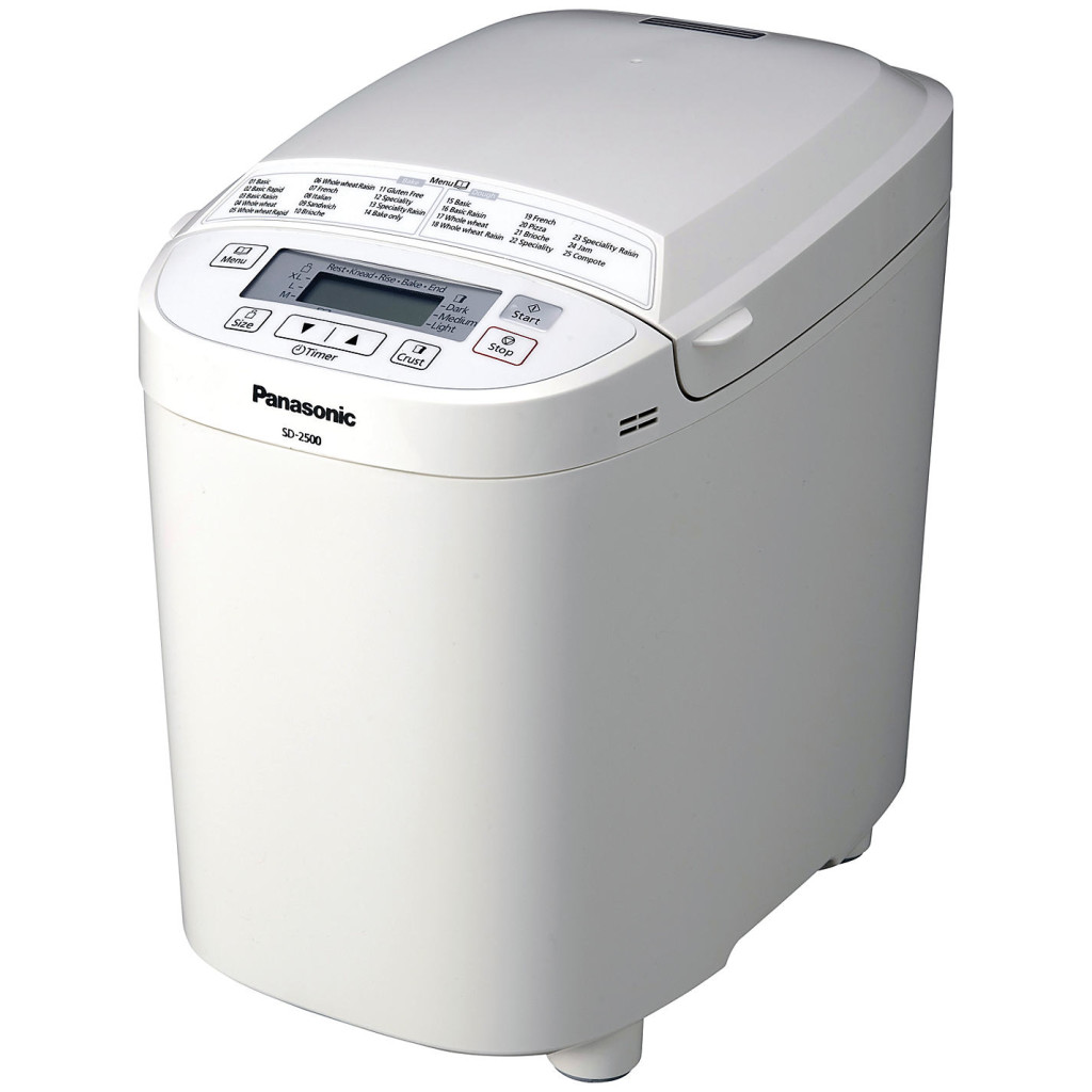 Panasonic SD-2500 WXC Automatic Breadmaker