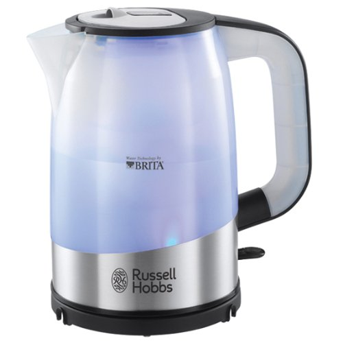 how to clean rust from electric kettle