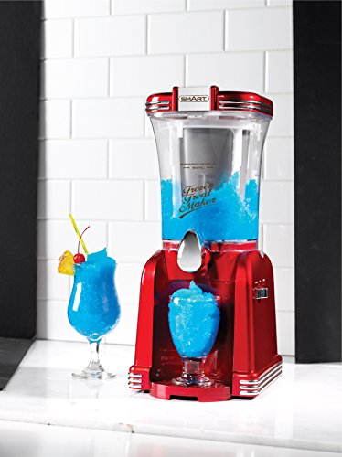 SMART 2-in-1 Slush and Soft Ice Cream Maker