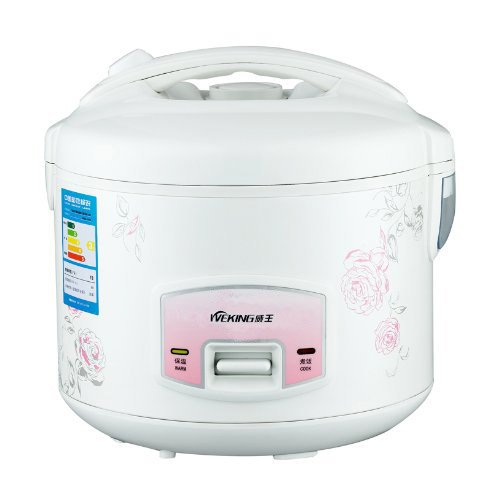 Weking Rice Cooker with Steamer