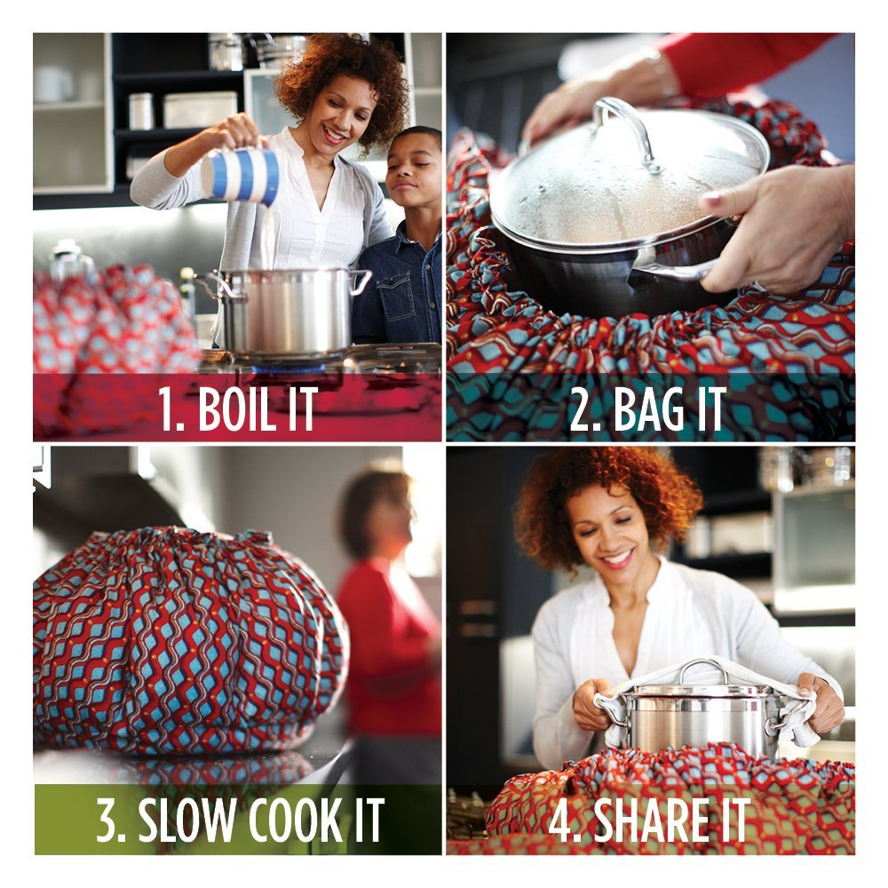 Wonderbag Non-Electric Portable Slow Cooker