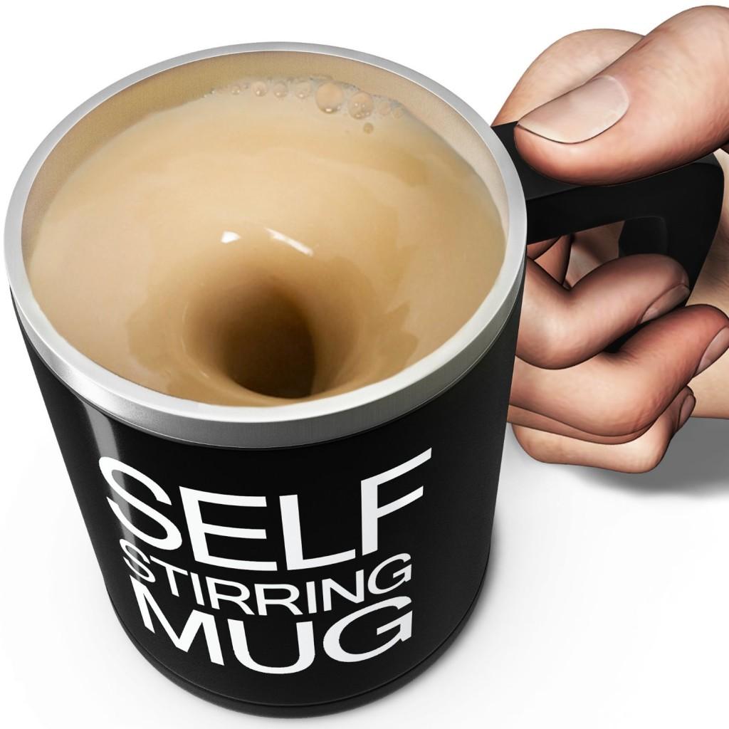 iCooker Self Stirring Mug