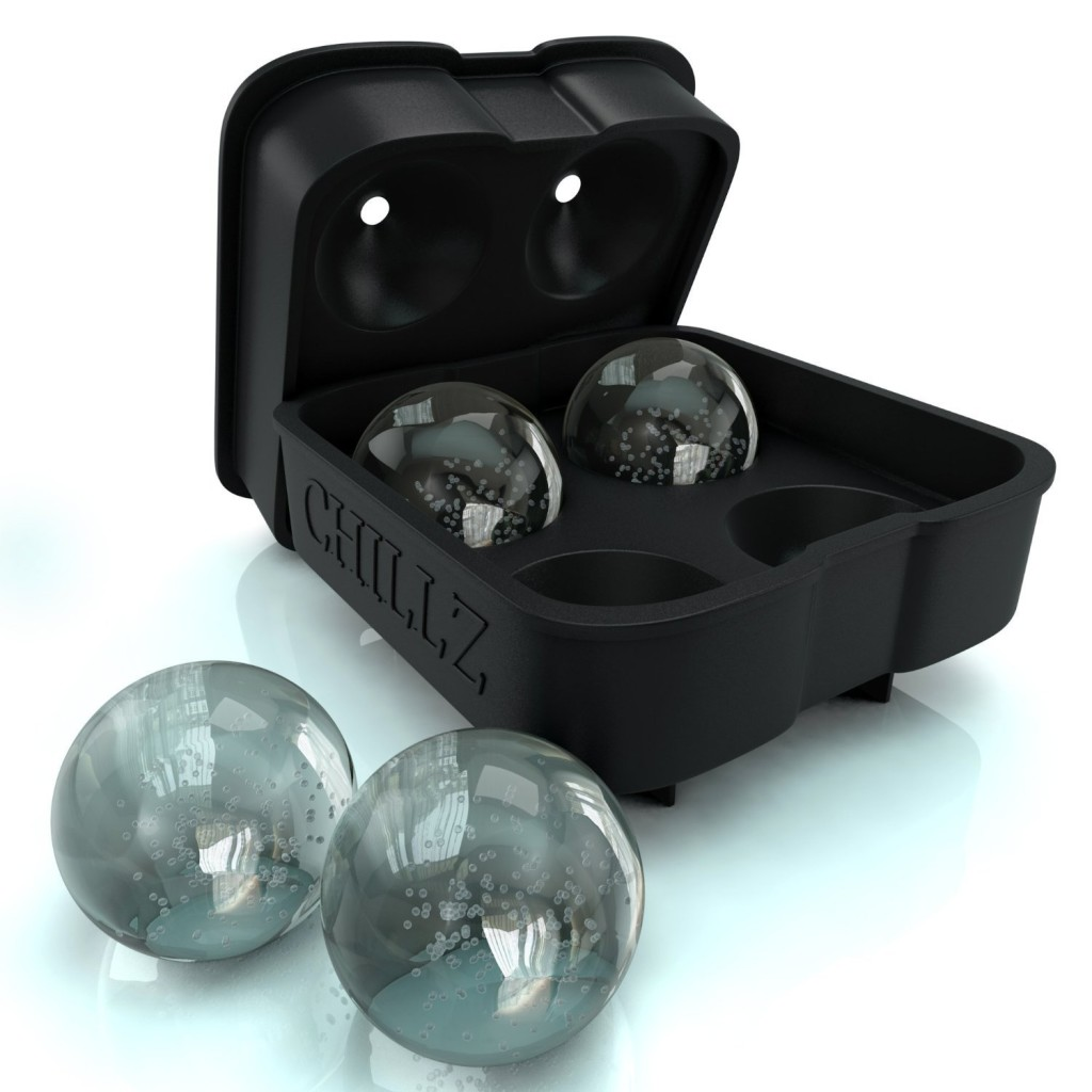 Chillz Ice Ball Maker Mold