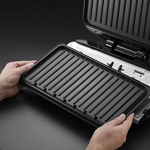 George Foreman 20840 Five Portion Family Grill