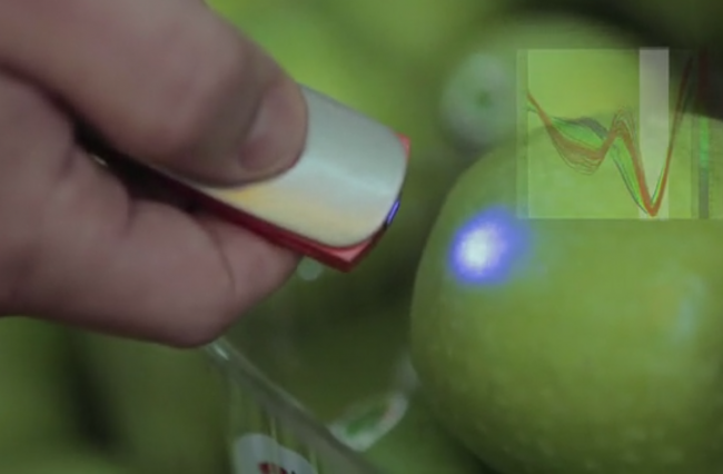 SCiO A Pocket Molecular Sensor For All