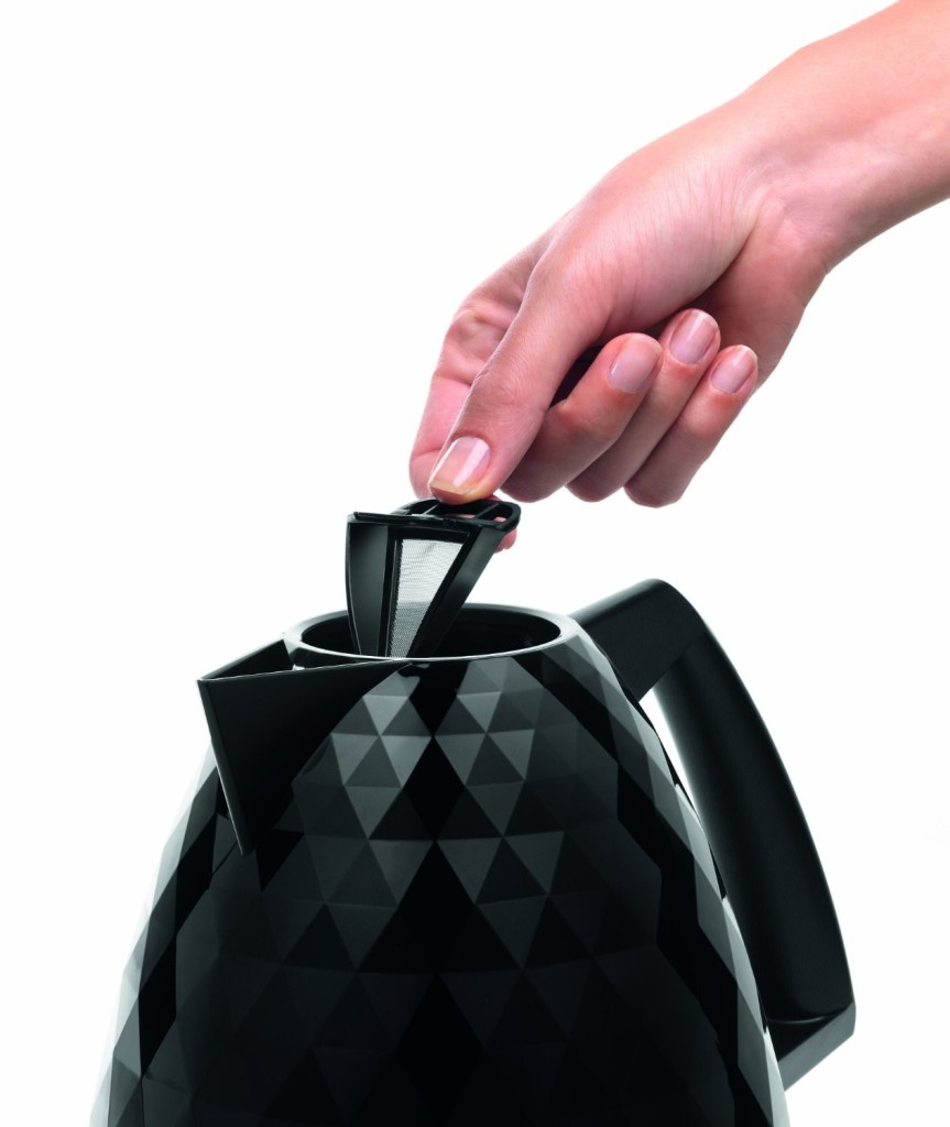 De'Longhi Brillante Faceted Jug Kettle