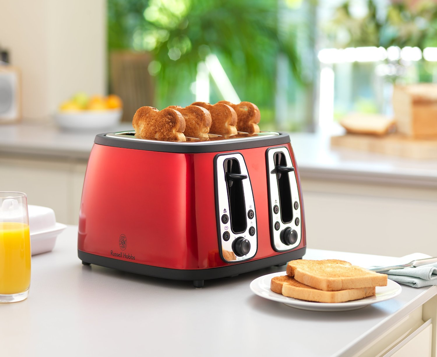 Russell Hobbs Heritage Toaster Review