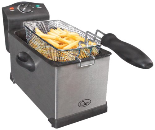 Quest Stainless Steel Deep Fat Fryer Review